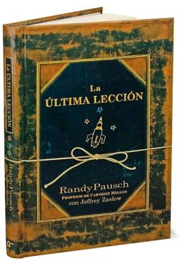 La ultima leccion (The Last Lecture)