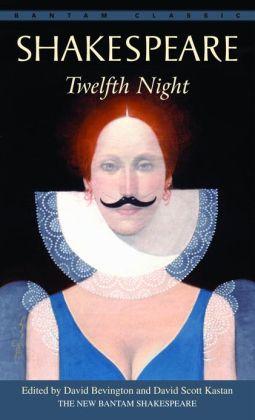 Twelfth Night (Bantam Classic)