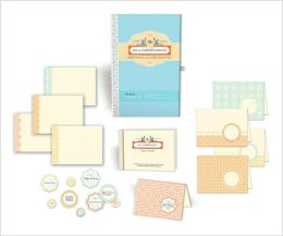 The Art of Correspondence: An Etiquette Booklet and Complete Set of Stationery