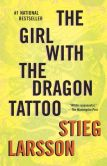 Book Cover Image. Title: The Girl with the Dragon Tattoo (Millennium Trilogy Series #1), Author: Stieg Larsson