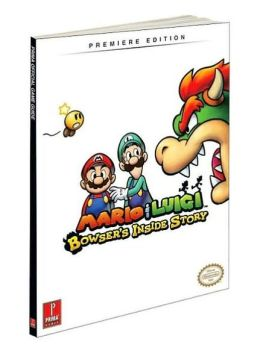 Mario & Luigi: Bowser's Inside Story: Prima Official Game Guide