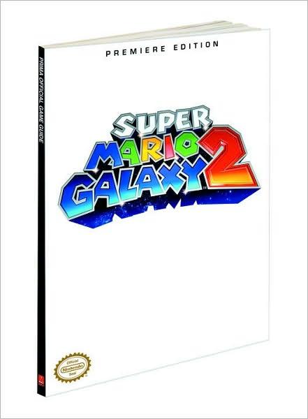 Super Mario Galaxy 2: Prima Official Game Guide