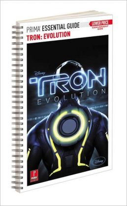 Tron: Evolution - Prima Essential Guide: Prima Official Game Guide