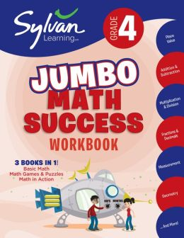 Fourth Grade Super Math Success (Sylvan Super Workbooks)