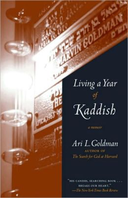 Living a Year of Kaddish: A Memoir