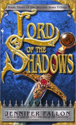 Lord of the Shadows (Second Sons Trilogy #3)