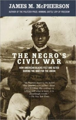 Negro's Civil War: How American Blacks Felt and Acted during the War for the Union