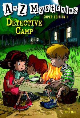 Detective Camp (A to Z Mysteries Super Edition #1)