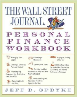 Wall Street Journal Personal Finance Workbook