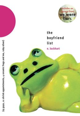The Boyfriend List (Ruby Oliver Quartet Series #1)