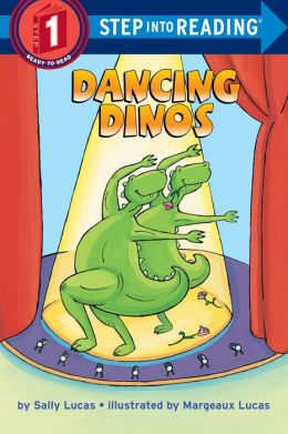 Dancing Dinos (Step into Reading Books Series: A Step 1 Book)