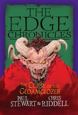The Curse of the Gloamglozer (The Edge Chronicles Series #4)