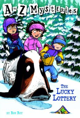 The Lucky Lottery (A to Z Mysteries Series #12)