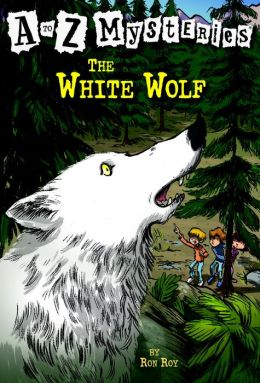 The White Wolf (A to Z Mysteries Series #23)