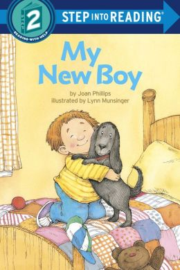My New Boy (Step into Reading Book Series: A Step 2 Book)