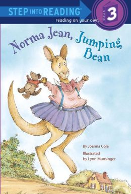 Norma Jean, Jumping Bean (Step into Reading Books Series: A Step 3 Book)