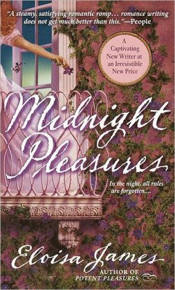 Midnight Pleasures (Pleasures Trilogy Series #2)