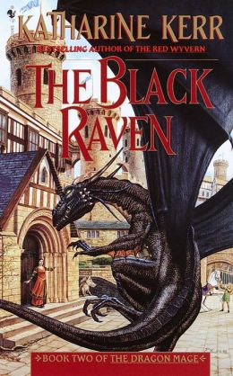 The Black Raven (Dragon Mage Series #2)