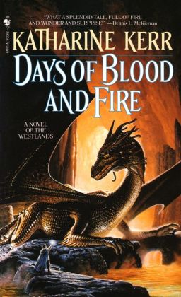 Days of Blood and Fire (Westland Series #3)