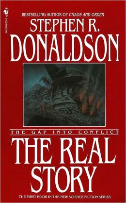 The Real Story: The Gap into Conflict (Gap Series #1)
