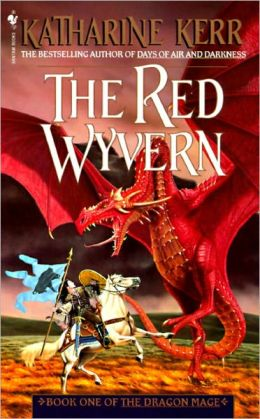 The Red Wyvern (Dragon Mage Series #1)