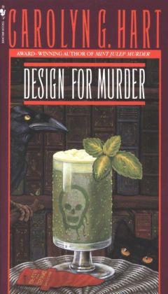 Design for Murder (Death on Demand Series #2)
