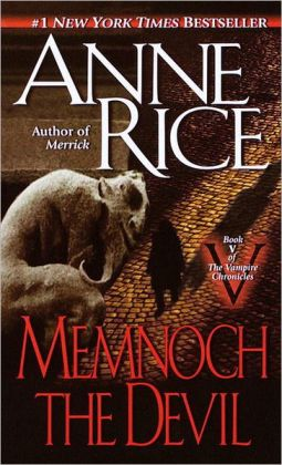 Memnoch the Devil (Vampire Chronicles Series #5)