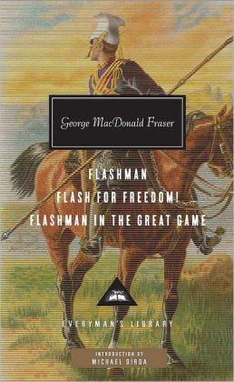 Flashman, Flash for Freedom!, Flashman in the Great Game