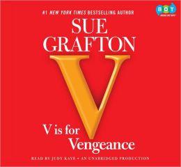 V Is for Vengeance (Kinsey Millhone Series #22)
