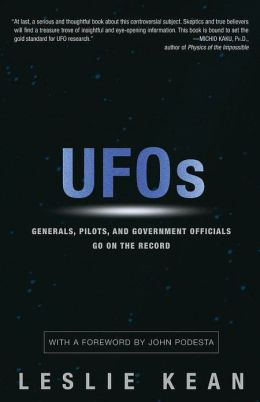 UFOs: Generals, Pilots and Government Officials Go On the Record