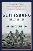 Book Cover Image. Title: Gettysburg:  The Last Invasion, Author: Allen Guelzo
