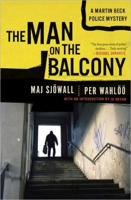 The Man on the Balcony (Martin Beck Series #3)