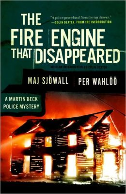The Fire Engine That Disappeared (Martin Beck Series #5)