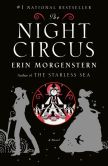 Book Cover Image. Title: The Night Circus, Author: Erin Morgenstern