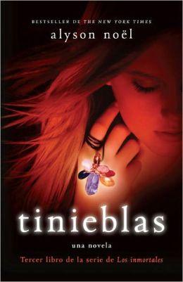 Tinieblas (Shadowland: Immortals Series #3)