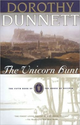 The Unicorn Hunt (House of Niccolò Series #5)