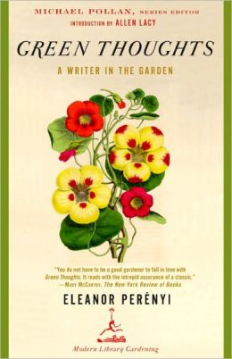 Green Thoughts: A Writer in the Garden