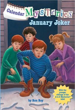 January Joker (Calendar Mysteries Series #1)