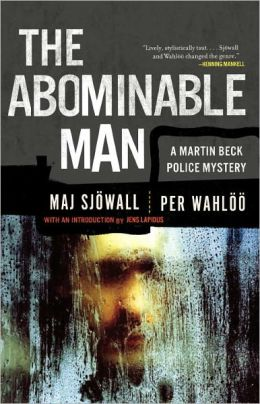 The Abominable Man (Martin Beck Series #7)
