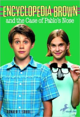 Encyclopedia Brown and the Case of Pablo's Nose (Encyclopedia Brown Series #20)