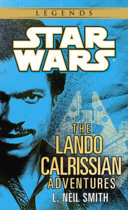 Star Wars The Lando Calrissian Adventures