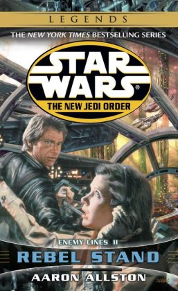 Star Wars The New Jedi Order #12: Enemy Lines II: Rebel Stand
