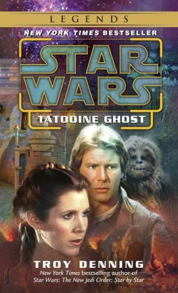 Star Wars Tatooine Ghost