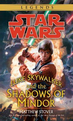 Star Wars Luke Skywalker and the Shadows of Mindor