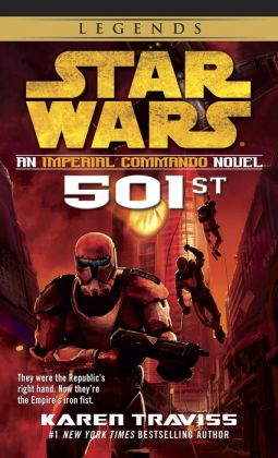 Star Wars Republic Commando #5: Imperial Commando: 501st