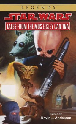 Star Wars Tales from the Mos Eisley Cantina
