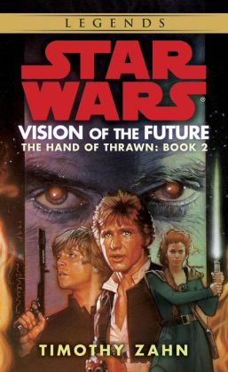 Star Wars The Hand of Thrawn #2: Vision of the Future
