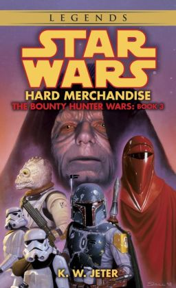 Star Wars The Bounty Hunter Wars #3: Hard Merchandise