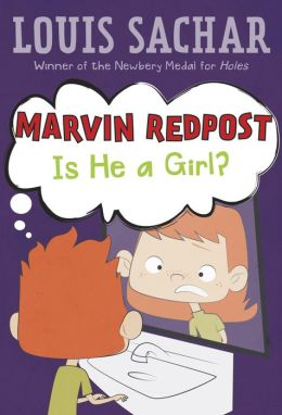 Is He a Girl? (Marvin Redpost Series #3)
