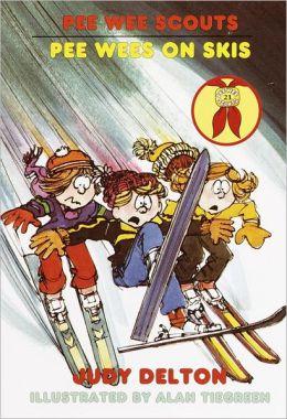 Pee Wee Scouts: Pee Wees on Skis